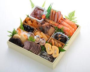 錦の和 [ラパンの手作りおせち料理2021]
