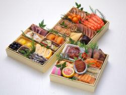 城の宴 [ラパンの手作りおせち料理]